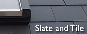 Newmarket slate and tile roofs